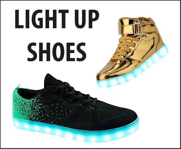 Light Up Clothing Light Up Hats Light Up Shoes Led