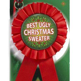Ugly Christmas Sweater Award 71925