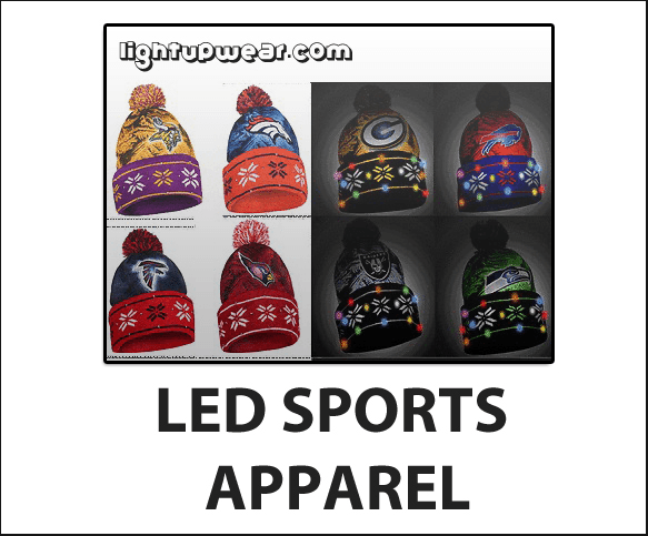 led sports apparel
