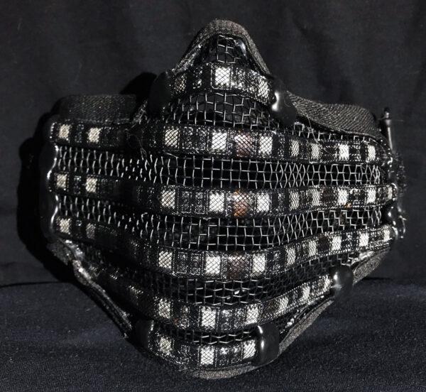 light up rave mask