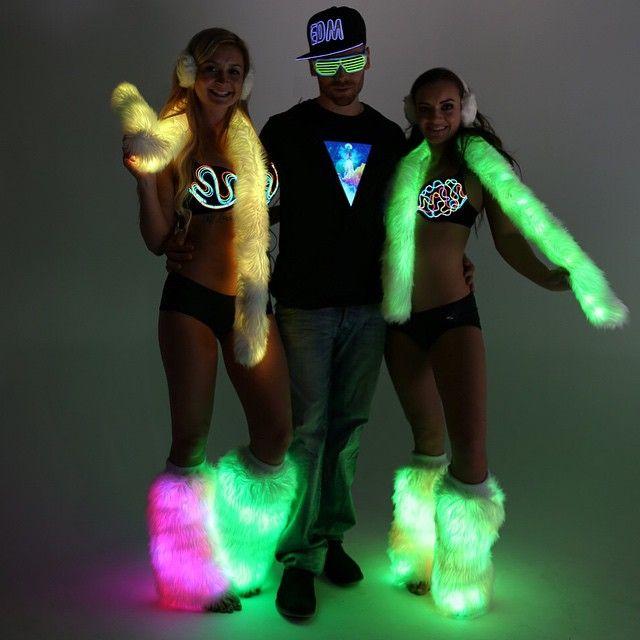 rave gear