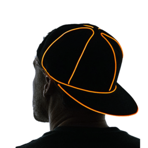 LIGHT UP SNAPBACK
