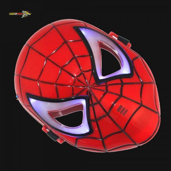 light up spiderman mask2