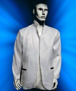 light up jacket on model