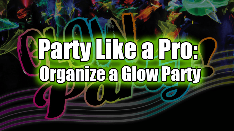 party like a pro