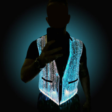 LUMINOUS VEST MEN