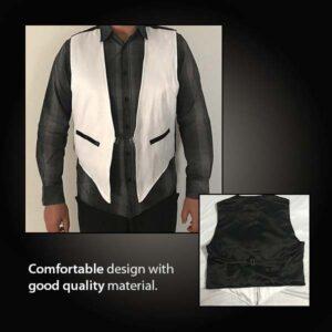 light up vest for men